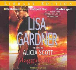 Maggie's Man: Library Edition (CD-Audio)