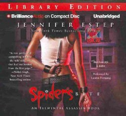 Spider's Bite: Library Edition (CD-Audio)