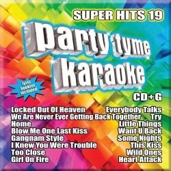 Party Tyme Karaoke - Party Tyme Karaoke: Super Hits 19