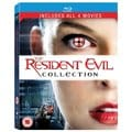Resident Evil Collection (Blu-ray Disc)