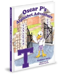 Oscar P's Alphabet Adventure (Hardcover)