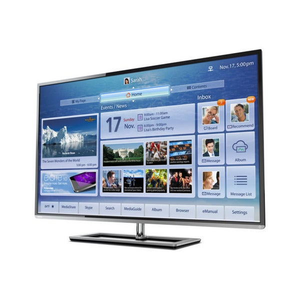 "Toshiba 50L7300U 50"" 1080p LED-LCD TV"