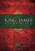 The King James Study Bible (Hardcover)