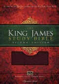 Holy Bible: King James Version, Study Bible (Paperback)