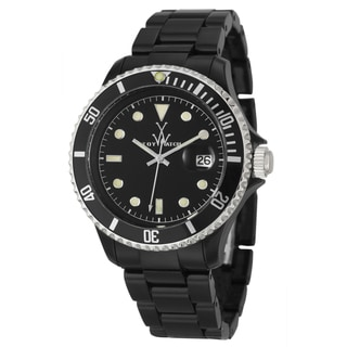 Toywatch Men's 'Plasteramic' Quartz Watch