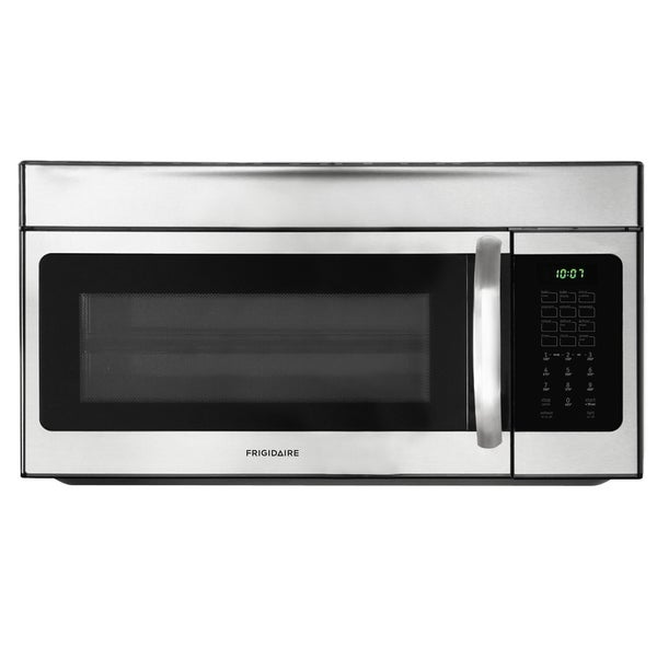Frigidaire FFMV154CLS 1.5-cubic Foot Over the Range Microwave Oven