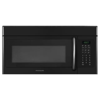 Frigidaire FFMV152CLB 1.5-cubic Foot Over the Range Microwave Oven