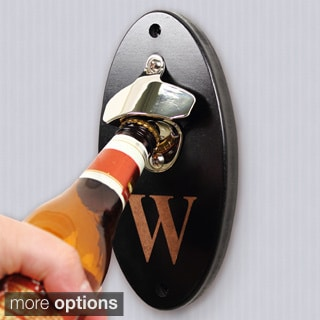 Custom Engraved Wall Mounted Bottle Opener