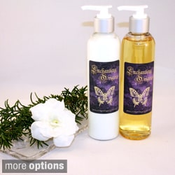 Enchanting Sudsy Hands and Lotion Set
