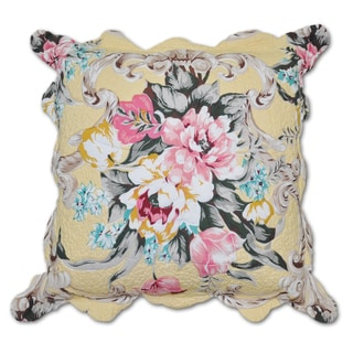 Annie Quilted Decorative Pillow