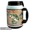 American Expedition 64-Ounce Wildlife Thermal Mug