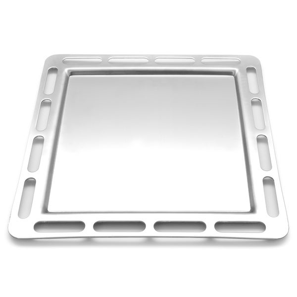 EcoQue 12-Inch Stainless Steel Griddle
