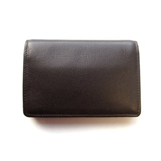 Tandi Brown Napa Leather Wallet