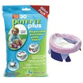Kalencom Potette Plus Liners (Pack of 30)