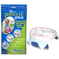 Kalencom Potette Plus On the Go Potty Liner Refills (Pack of 10)