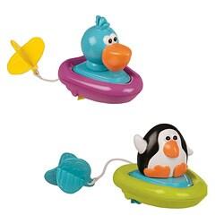 Sassy Pull & Go Boat Bath Toy