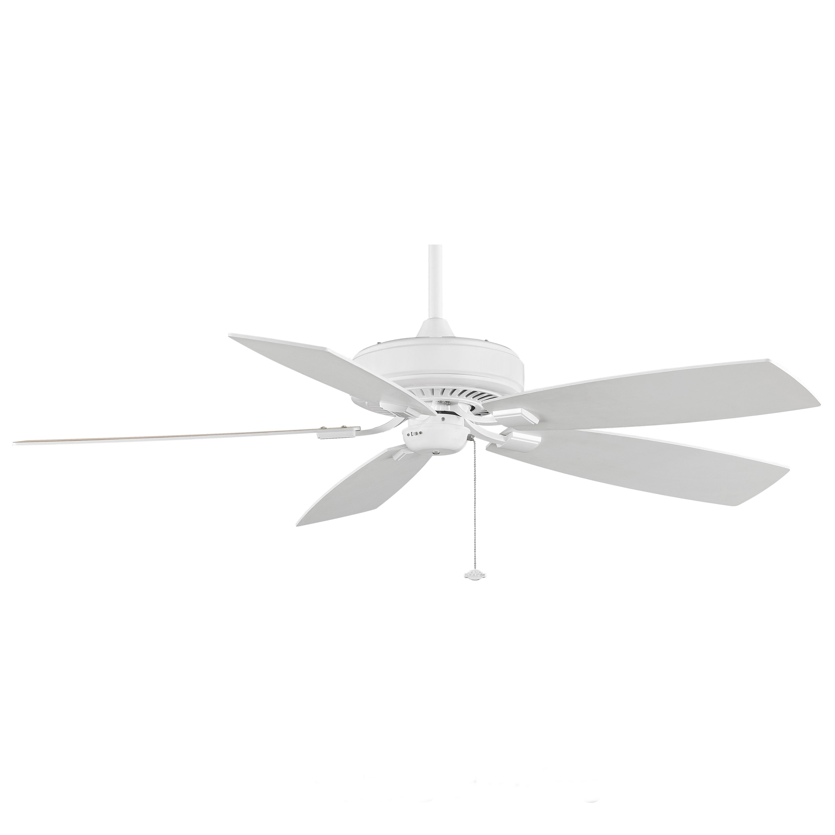 Fanimation Edgewood Deluxe 60-inch White Ceiling Fan
