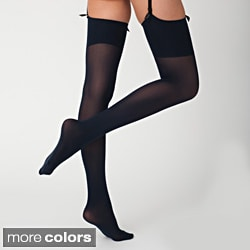 American Apparel Women's Opaque Stockings