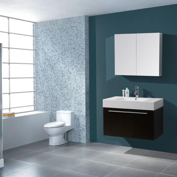 Midori 36-inch Single-sink Vanity Set
