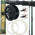 Gone Fishing Crystal River Fly Fishing Combo Kit