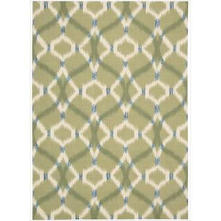 Waverly Sun & Shade Avacado Rug (10' x 13')