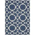 Waverly Sun & Shade Navy Rug (10' x 13')