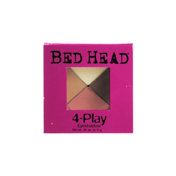 TIGI Bed Head 4-Play Quad Matte Love Eyeshadow