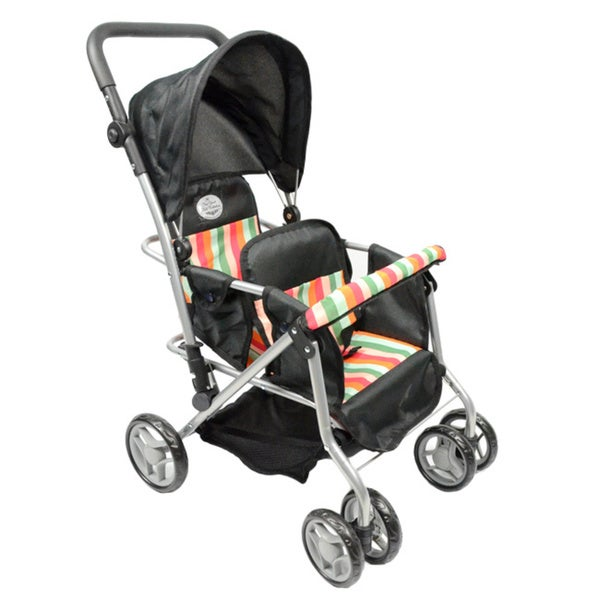 My First Doll Twin Stroller