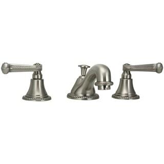 Jado Wynd Widespread Brushed Nickel Lavatory Faucet