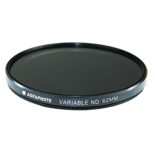 Agfa Photo Multi Coated Variable Range Neutral Density Filter 62mm