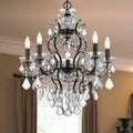 Filmore 6-light Vibrant Bronze Chandelier