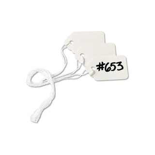 Avery White Marking Tags (Case of 1000)