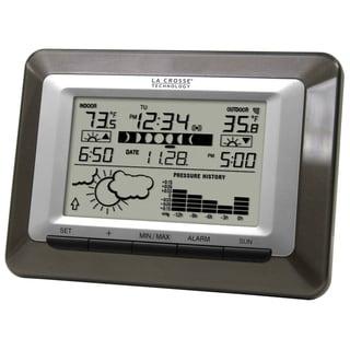 LaCrosse WS-9250U-IT Wireless Forecast Desktop Station