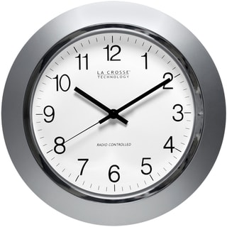 14-Inch Atomic Analog Clock