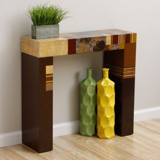 Autumn Flower Console Table (Peru)