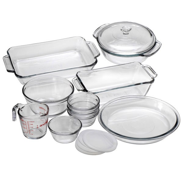 Anchor Hocking 15-piece Bake Set 10866874