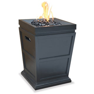 Blue Rhino LP Gas Powered Column Firepit