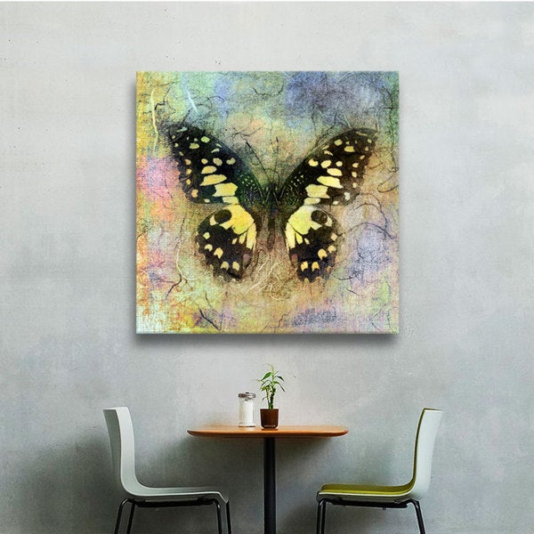 Elena Ray 'Butterfly' Gallery-wrapped Canvas 10866921