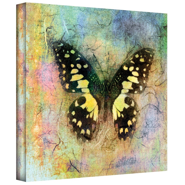 Elena Ray 'Butterfly' Gallery-wrapped Canvas 10866918