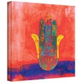 Elena Ray 'Hand of Fatima' Gallery-wrapped Canvas