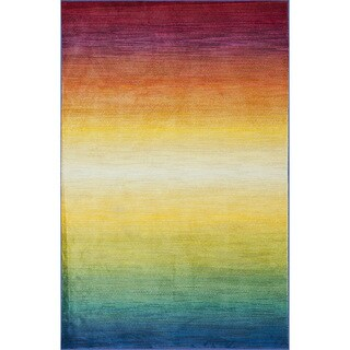 Laurent Rainbow Rug (7'7 x 10'5)