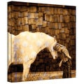 Elena Ray 'Horse Whisperer' Gallery-wrapped Canvas