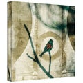Elena Ray 'Yoga Bird 2' Gallery-wrapped Canvas