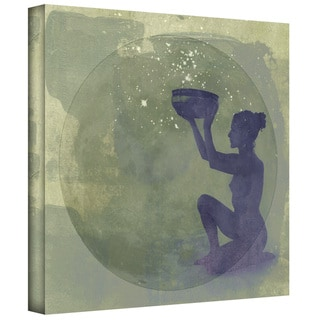 Elena Ray 'Astral Goddess' Gallery-wrapped Canvas