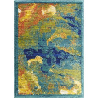 Laurent Tropical Island Rug (2'0 x 3'0)