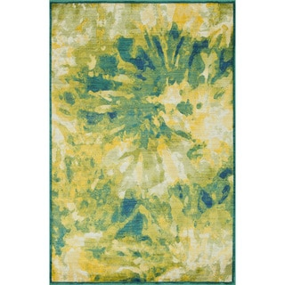 Laurent Greengage Rug (5'2 x 7'7)