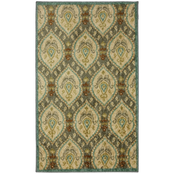 Lindy Pewter Area Rug
