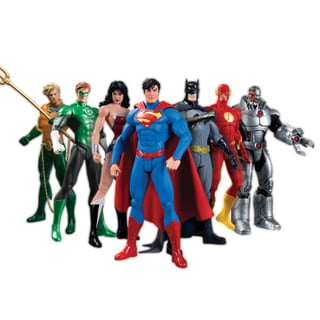 We Can Be Heroes Justice League (7 Pack Box Set)
