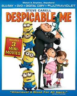 Despicable Me (Blu-ray/DVD)