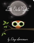 Little Owl's Night (Board book)